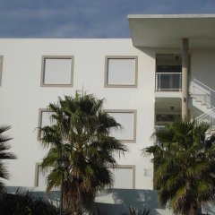 Отель Sea View Dupplex Silver Coast балкон