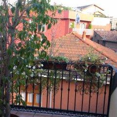 Отель Casa Emilia Италия, Милан - отзывы, цены и фото номеров - забронировать отель Casa Emilia онлайн балкон