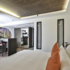 U Sukhumvit Hotel Bangkok 4* Улучшенный номер фото 19