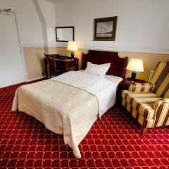 Milling Hotel Plaza 4* Стандартный номер с двуспальной кроватью фото 13