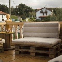 Отель Posada Puente Romano балкон