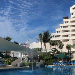 Отель Royal Solaris Cancun - Все включено Мексика, Канкун - 8 отзывов об отеле, цены и фото номеров - забронировать отель Royal Solaris Cancun - Все включено онлайн бассейн фото 7