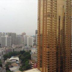 GuangShen Hotel ShenZhen Шэньчжэнь балкон