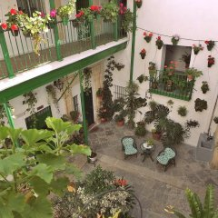 Отель Apartamentos Jerez Испания, Херес-де-ла-Фронтера - отзывы, цены и фото номеров - забронировать отель Apartamentos Jerez онлайн фото 3