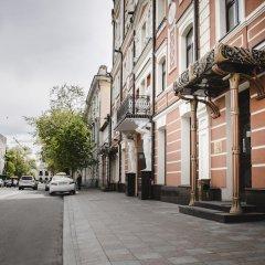 Гостиница Подол Плаза вид на фасад фото 2