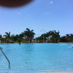 Отель Secret Paradise бассейн