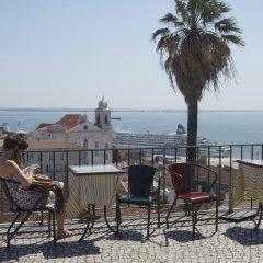 Отель Alfama Place пляж