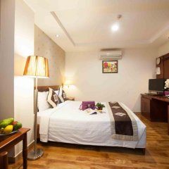 Eden Garden Hotel 3* Стандартный номер с различными типами кроватей фото 5