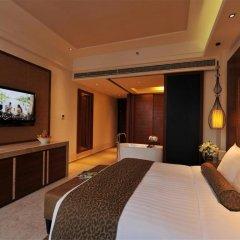Отель DoubleTree Resort by Hilton Sanya Haitang Bay 4* Стандартный номер с различными типами кроватей фото 2
