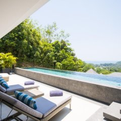 Отель Villas Overlooking Layan бассейн фото 2