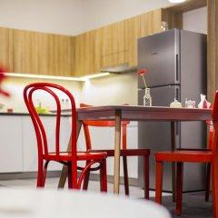 Апартаменты Mosquito Silesia Apartments Катовице в номере фото 2