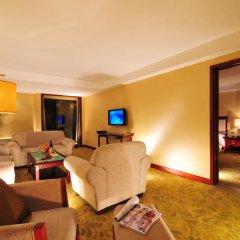 Jianguo Hotel Xi An 5* Люкс повышенной комфортности с различными типами кроватей фото 5