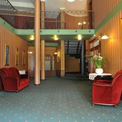 Willa Impresja Hotel i Restauracja интерьер отеля фото 2