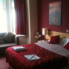 The Mersey Hotel 3* Стандартный номер с различными типами кроватей