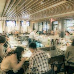 Отель The Listel Hotel Vancouver Канада, Ванкувер - отзывы, цены и фото номеров - забронировать отель The Listel Hotel Vancouver онлайн питание