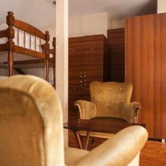 Chambers Of The Boheme - Hostel Кровать в общем номере двухъярусные кровати фото 2