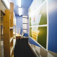 Art Hostel Contrast Стандартный номер с 2 отдельными кроватями (общая ванная комната) фото 3