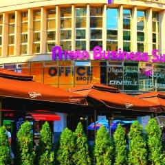 Отель Atera Business Suites Сербия, Белград - отзывы, цены и фото номеров - забронировать отель Atera Business Suites онлайн приотельная территория