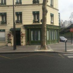 Hotel Du Parc Saint Charles парковка