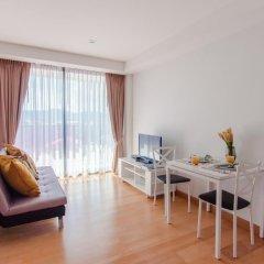Отель Rocco Huahin Condominium Студия с различными типами кроватей фото 38