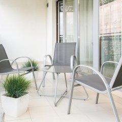 Отель Wronia Apartments Польша, Варшава - отзывы, цены и фото номеров - забронировать отель Wronia Apartments онлайн балкон