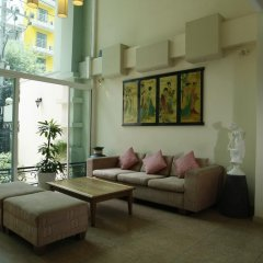 Апартаменты PL Central Apartment интерьер отеля