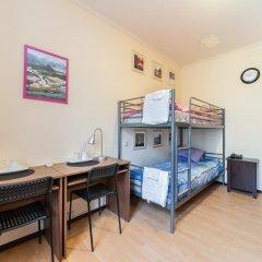 Krasny Terem Hotel 3* Кровать в мужском общем номере фото 3