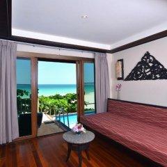 Отель Andaman White Beach Resort 4* Номер Делюкс с двуспальной кроватью фото 17
