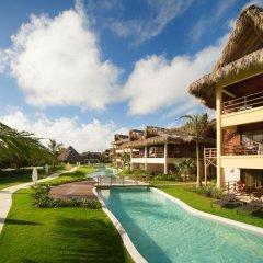 Отель Zoetry Agua Punta Cana All Inclusive 5* Полулюкс с различными типами кроватей фото 7