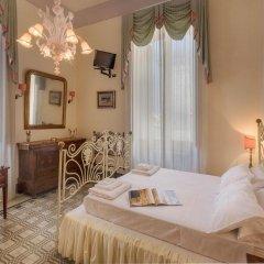 Отель Villa della Lupa Номер Делюкс