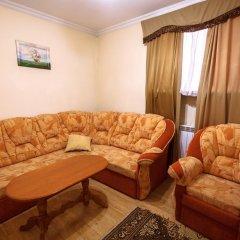 Отель Шато Леопард Домбай комната для гостей фото 3
