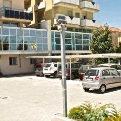 Отель Kursaal Римини парковка