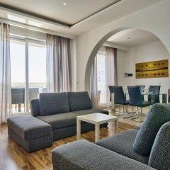 Отель Exceptional Tigne Seafront Слима комната для гостей фото 2