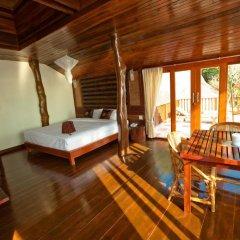 Отель Dusit Buncha Resort Koh Tao 3* Номер Делюкс с различными типами кроватей фото 6