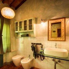 Отель Podere Poggio Mendico Ареццо ванная