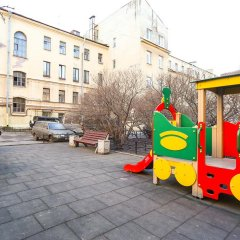 Апартаменты Mike Ryss' Perfect Apartment детские мероприятия