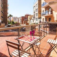 Апартаменты Vivobarcelona Apartments Capmany Барселона балкон