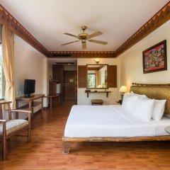 Отель Chaba Cabana Beach Resort 4* Номер Делюкс с различными типами кроватей фото 3
