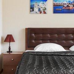 Гостиница Магнит Номер Делюкс разные типы кроватей фото 12