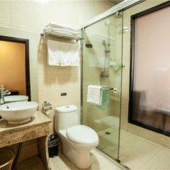 Отель Lan Kwai Fong Garden Hotel Китай, Сямынь - отзывы, цены и фото номеров - забронировать отель Lan Kwai Fong Garden Hotel онлайн ванная фото 2