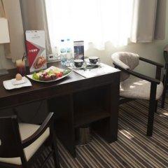 Park Hotel Diament Katowice в номере