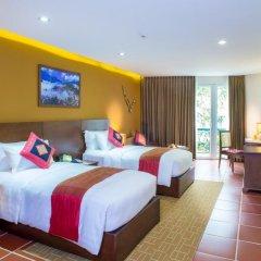 U Sapa Hotel 4* Улучшенный номер с различными типами кроватей