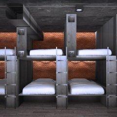 Siam Plug In The Gallery Hostel Кровать в общем номере фото 2