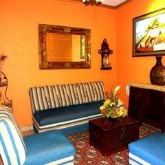 Halston Hotel комната для гостей