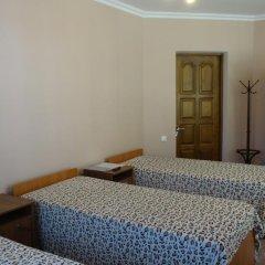 Хостел Красная Поляна Кровать в общем номере с двухъярусными кроватями фото 18