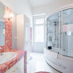 Апартаменты Wenceslas Square Apartment ванная