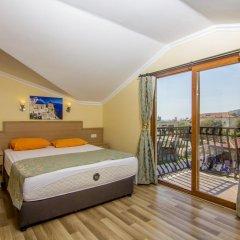 Magic Tulip Beach Hotel 3* Стандартный номер с различными типами кроватей фото 2