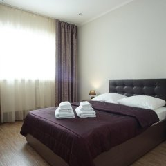 Гостиница Магнит Стандартный номер 2 отдельные кровати фото 5