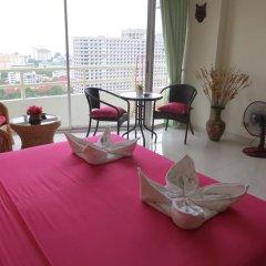 Апартаменты View Talay 1B Apartments Студия с различными типами кроватей фото 20