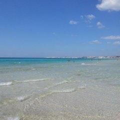 Отель Bilocali Baia Verde пляж фото 2